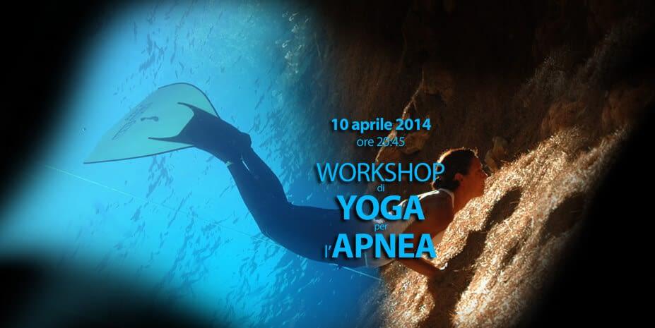 Yoga per l'Apnea