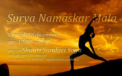 Surya Namaskar Mala
