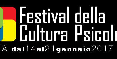 Festival della Cultura Psicologica 2017
