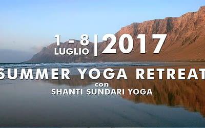 Settimana di Yoga a Lanzarote